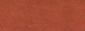 NOCH 56690 3D-Kartonplatte  Biberschwanz rot 250mm x 125mm Anlagengestaltung Spur H0 kaufen