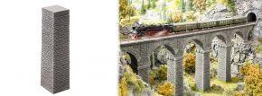 NOCH 58676 Brückenpfeiler Ravennaviadukt aus Struktur-Hartschaum Fertigmodell 1:87 kaufen