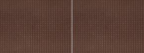 NOCH 60351 Dachpfanne, dunkelrot | 28 x 10cm | 3D-Strukturfolie | Spur H0 kaufen