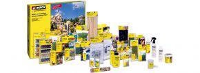 NOCH 60780 Landschaftsbau-Grundausstattungs-Paket | für alle Spurweiten kaufen