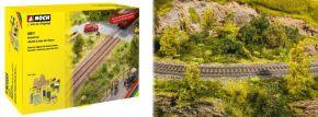 NOCH 60811 Perfekt-Set Rechts und links der Gleise Zubehörset für alle Spurweiten geeignet kaufen
