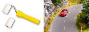 NOCH 60829 Straßenbau-Farbabroller mit Ersatzrolle Zubehör für alle Spurweiten geeignet kaufen