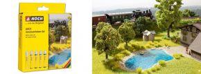 NOCH 60878 Gewässerfarben-Set | 5 Fläschchen | alle Spurweiten kaufen