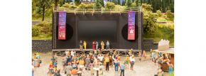 NOCH 66822 micro-motion Public Viewing | Open Air Bausatz Spur H0 kaufen