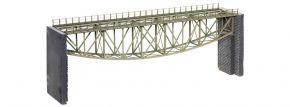 NOCH 67028 Fischbauchbrücke 540 mm mit Brückenknöpfen | Spur H0 kaufen