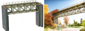 NOCH 67038 Stahlbrücke für Schmalspurbahnen LaserCut Bausatz Spur H0e und H0m kaufen