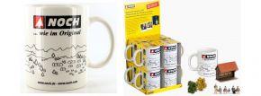 NOCH 75126 H0 Themen-Tassen Gewinnspiel Sortiment 2 | Spur H0 kaufen