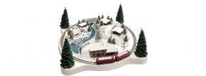 NOCH 88063 Adventskranz Winterzauber | mit Märklin Gleisen | Fertigmodell Spur Z kaufen