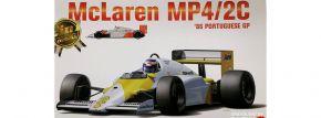 NUNU-BEEMAX PN20001 McLaren MP4/2C 1986 | Auto Bausatz 1:20 kaufen