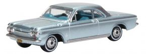OXFORD 201129405 Chevrolet Corvair blausilber | Automodell 1:87 kaufen
