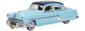 OXFORD 201129511 Pontiac Chieftain hellblau | Automodell 1:87 kaufen