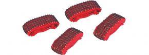 PIKO 35416 Reinigungsplatte für GE 25-Ton Reinigungslok | 4 Stück | Spur G kaufen