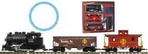 PIKO 37104 Start-Set Santa Fe Güterzug Spur G kaufen
