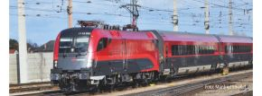 PIKO 37400 E-Lok Rh 1116 Taurus Railjet ÖBB | Spur G kaufen