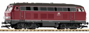 PIKO 37510 Diesellok BR 218 rot DB | analog | Spur G kaufen