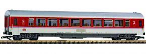 PIKO 37662 Personenwagen Bpmz 2.Kl. orientrot DB | Spur G kaufen