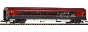 PIKO 37665 Personenwagen 2. Kl. Railjet ÖBB | Spur G kaufen