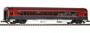 PIKO 37666 Personenwagen 1. Kl. Railjet ÖBB | Spur G kaufen