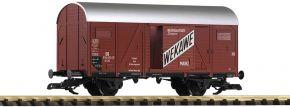 PIKO 37952 Ged. Güterwagen WEKAWE DB   Ep. III   Spur G kaufen