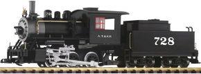 PIKO 38204 Dampflok mit Tender 0-6-0 SF | Spur G kaufen