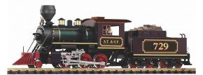 PIKO 38227 Dampflokomotive Mogul SF | Sound&Dampf | Spur G kaufen
