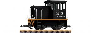 PIKO 38500 US Diesellok GE-25Ton schwarz/orange D&RGW | analog | Spur G kaufen