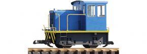 PIKO 38502 Industrielok GE-25Ton blau-gelb | analog | Spur G kaufen