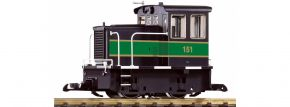PIKO 38507 Diesellok GE-25Ton Thumper | RC Batterie | Sound | Spur G kaufen