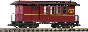 PIKO 38645 Pack-/Personenwagen C&S | Spur G kaufen