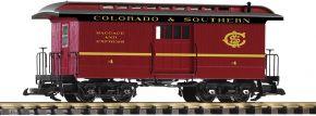 PIKO 38647 Gepäckwagen C&S | Spur G kaufen