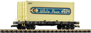 PIKO 38751 Containerwagen WP & YR mit Container | Spur G kaufen