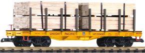 PIKO 38757 Rungenwagen mit Holz-Ladung UP | Spur G kaufen