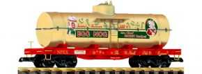 PIKO 38759 Tankwagen Weihnachten | Spur G kaufen