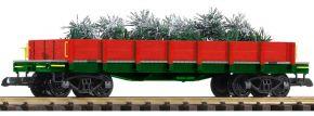 PIKO 38762 Niederbordwagen Christmas Tree Express | Spur G kaufen