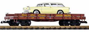 PIKO 38769 Autotransportwagen UP mit Chevy Nomad  | Spur G kaufen