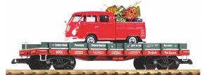 PIKO 38776 Autotransportwagen Weihnachten mit VW T1 | Spur G kaufen