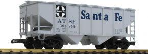 PIKO 38835 Schüttgutwagen Santa Fe Spur G kaufen
