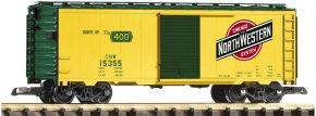 PIKO 38873 Gedeckter Güterwagen CNW | Spur G kaufen