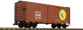 PIKO 38874 Gedeckter Güterwagen NYC Early Bird | Spur G kaufen