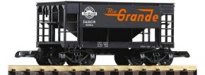 PIKO 38881 Schüttgutwagen D&RGW | Spur G kaufen