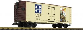PIKO 38886 Güterwagen SF Travel the Chief Way | Spur G kaufen