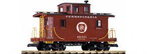 PIKO 38906 Güterzugbegleitwagen PRR | Spur G kaufen