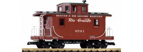 PIKO 38907 Güterzugbegleitwagen D&RGW | Spur G kaufen