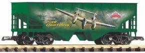 PIKO 38910 Schüttgutwagen Warbirds P-38 NYC | Spur G kaufen