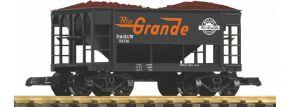 PIKO 38912 Schüttgutwagen mit Erzladung D&RGW | Spur G kaufen
