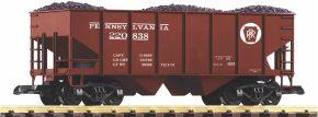 PIKO 38916 Schüttgutwagen mit Kohleladung PRR | Spur G kaufen