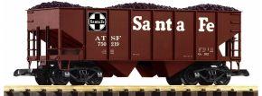 PIKO 38918 Schüttgutwagen mit Kohleladung SF | Spur G kaufen