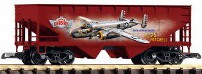 PIKO 38921 Schüttgutwagen Warbirds B-25 | Spur G kaufen