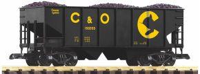 PIKO 38924 Schüttgutwagen Chessie C&O | Spur G kaufen