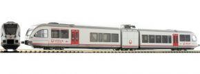 PIKO 40222 Elektrotriebwagen GTW 2/6 Stadler der Veolia Transport | Spur N